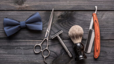 rasatura della barba